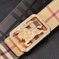 Fashion Men Strap Real Leather Genuine Leather Belt  Man Belts Alloy Silver /Gold Buckle K165