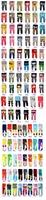 Wholesale Baby Clothing  Toddler PP Pants Busha Unisex Baby Tights Kids Designer Leggings 50pcs/Lot