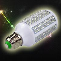 5pcs/lot E27 E14 B22 8W 166 LED Corn Spotlight Light Lamp Bulb Warm White Cold White AC 220V/110V kitchen