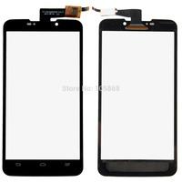 Black High Quality Front Touch Screen Digitizer For ZTE N5 U5 V9815 N9520  B0502 P