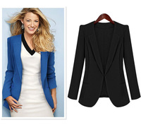 free shipping new In autumn 2014 new arrive elastic fashion slim suit  women business suits formal office suits work
