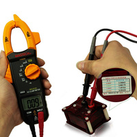 New Arrival High Quality MASTECH MS2030 AUTO RANGE CLAMP METER WITH DATA HOLD Free Ship