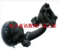 The latest vehicle suction cup bracket GPS navigation mobile phone car windshield four mouth four jaw chuck