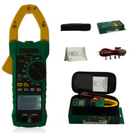 New Arrival High Quality MASTECH MS2015A AUTO RANGE TRMS Digital CLAMP METER/100mF/HZ/NCV Voltage detection