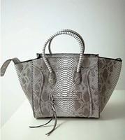 Women Handbag Crocodile Grain Patent Leather Handbag Women Messenger Bag Smiling Face Tote Designs Clutch Bag Shoulder Bags