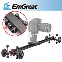 DHL Latour High Precision 8KG 120CM Video Camera Slider DV DSLR Moving Dolly Track Slider Fr Video Shooting Photography P0016155
