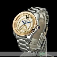 Wholesale New Men Dress Watches Gold Men's Chronograph Watch Mens Quartz Watch