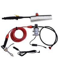 Car Electric 100PSI High Pressure Car Washer Portable Car Wash Pump 12v Trainborn