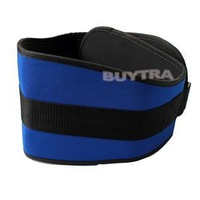2014 Fashion Adjustable Gym Fitness Weight Lifting Support Belt Power Training Equipment 90cm