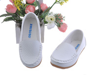 2014 spring autumn new candy-colored monochrome shoes casual shoes children shoes girls flat with shoes