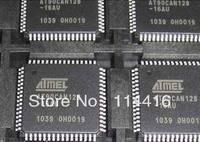 ATMEL AT90CAN128 MCU AVR FLASH 128K 64-TQFP IC (AT90CAN128-16AU)