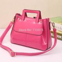 Fashion Big Brand Women handbags PU leather women bag 2014 New Designer Ladies Shoulder bags Promotion free shipping