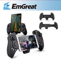 8pcs/lot Ipega PG-9023 Telescopic Wireless Bluetooth Game Controller Gamepad Joystick for iPhone iPad Samsung HTC Android IOS