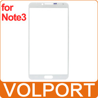 10pcs/lot White Repair Spare Part Front Outer Touch Screen Glass Lens for Samsung Galaxy Note 3 III N900 Note3