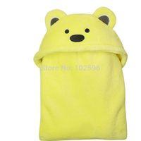 Hot Sale Receiving Blankets Baby Sleeping Bag Fleece blankets for Newborn Baby, L14106