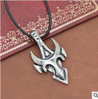 2014 New high-quality jewelry  steel   necklace ancient ways personalized retro jewelry 18