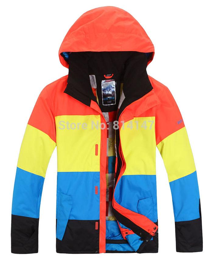 Cool Mens Snowboard Jackets - Best Jacket 2017