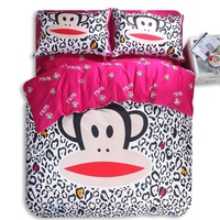 4Pcs of bedding set luxury Include Duvet Cover Bed sheet Pillowcase,King queen full Size hot item bed set  bedding clothes