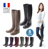 2014 the latest women's rain boots fashion shoes Rain boots high thin knight riding boots