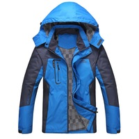 men's Fashion Winter Outdoor Sports Snowboard Jackets / Men's Waterproof Jackets windproof Sportswear Skiing suits ski suit