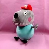 peppa pig pink pig sister dad dog doll plush doll Wholesale