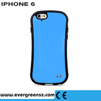 TPU shockproof case hard case for iphone 6 iface case for iphone6  available 10pcs/lot