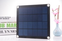 2014 New 4w Solar Power bank Portable Waterproof  Backup External  solar panel for iPad iPhone 5s Samsung HTC