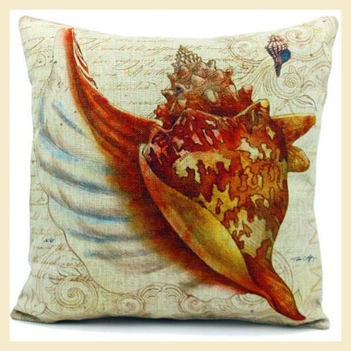 "Free Shipping Home Decor Cushion Cover Throw Pillow Case 18"" Cotton li"