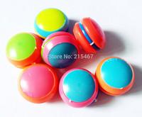 24x Mini 30mm Neon Yoyo's/Yo-yo's - Party/Loot Bag Toy Fillers - novelty birthday party favors gift toy prize YO YO