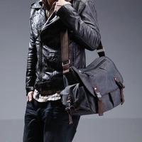 Leisure messenger bags men canvas bag one shoulder bag men's travel bags