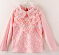 baby girl T shirts,4pcs/lot,GD-14LYH011
