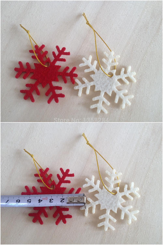 Christmas decorations, white snow theme, openwork decoration(China (Mainland))