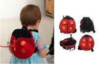Baby walker harness kids keeper Cartoon Backpacks,Animal Ladybug for Children,kids school bag