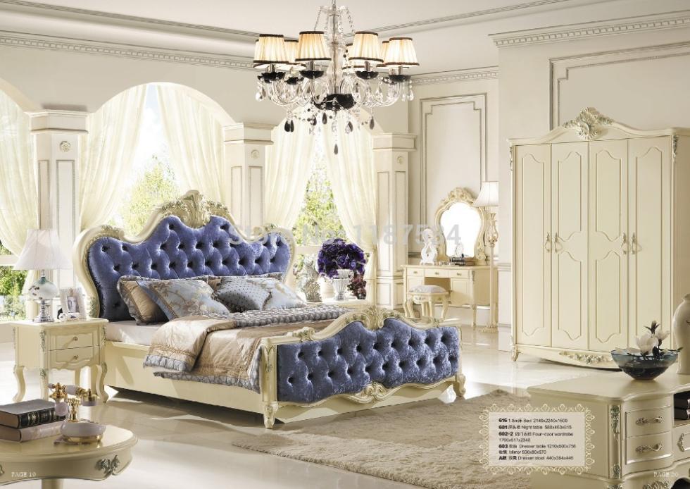 Lovely Modern French Bedroom Furniture Home Design