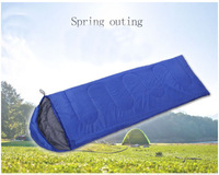 Factory direct spring/summer/autumn cotton sleeping bags camping gift Office lunch break easy quilt