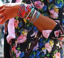 New fashion jewelry Bohemian style Weave charm friendship bracelet for women girl lovers B3098