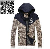 2014 Spring Jacket Man Leopard Brand Men Coat Thin Hooded Men Sportswear Coat Sunscreen Clothing Outdoors Couple Casual Jacket