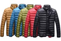 2014 Brand Men Down Jackets Plus Size Waterproof Mens Hood Wadded Jacket Men's Winter Jackets Man Warm Coat Outwear Camisa AX872