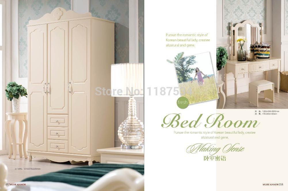 8218 Modern furniture bedroom furniture wooden dresser dressing table dresser cabinet(China (Mainland))