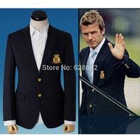 Free shipping 2014 fashionable blazer crime leisure jacket, coat carhartt suit jacket