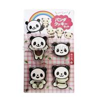 2014 Panda cookie mould