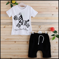 free shipping 2014 new Pony style set of clothes for fashion girls the suit for girls 01-010