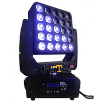 5x5 led Moving Matrix beam Light (profile light,moving head,led par,laser,dmx512 controller,console,theater light,wedding