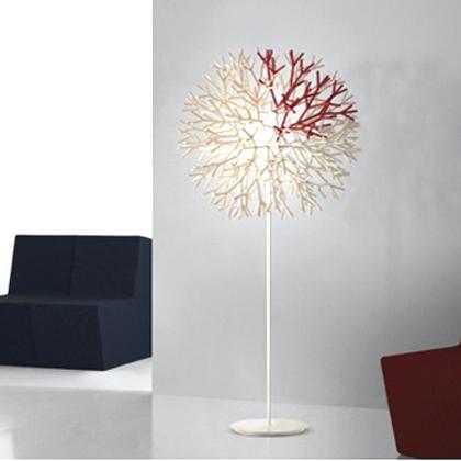 Italian designer floor lamp modern minimalist living room bedroom den stylish stand decorated with MD-8284(China (Mainland))