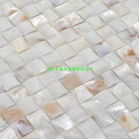 Cloud ShangTianRan shell Mosaic of white spell decorative Mosaic bathroom toilet wall stick wholesale