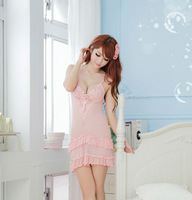 Sexy lingerie Hot Holiday New Arrival Sexy Babydoll Sexy Underwear Dress Sexy Sleepwear Erotic lingerie for Women Sieze