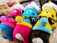10pc/lot  2014 Fashion  PET dog coat  Christmas party bear hoody jacket  jumpers clothes very cute XXS-L JPC913.13