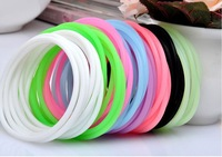 Rubber band hair accessories hair rope rope headdress 100pcs/lot