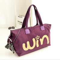 2014 New Kip monkey mummy bag win crown bag big capacity portable travel bag  fashion 6 colors