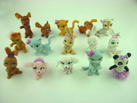 My  Littlest Pet Shop LPS Animals Toy 50 pcs/lot